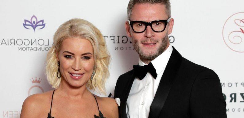 Denise Van Outen postpones wedding to Eddie Boxshall – despite not being engaged