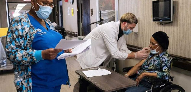 Droves of NY nursing home staffers still not vaccinated against COVID-19