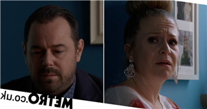EastEnders' Mick stands by Linda after pregnancy shock: 'We face it together'