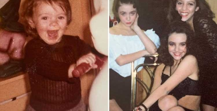 EastEnders icon celebrates birthday with throwback snaps – can you guess who?