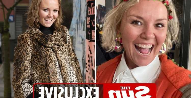 EastEnders legend Charlie Brooks celebrates a year booze-free after ditching alcohol and storming back to Soapland