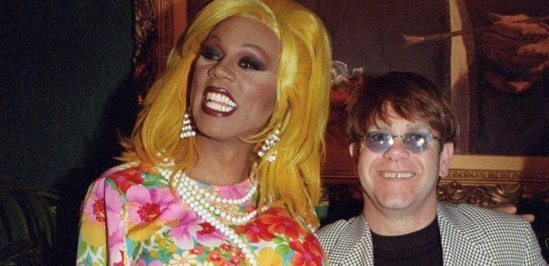 Elton John set to star on RuPaul's Drag Race UK in biggest-ever signing for show