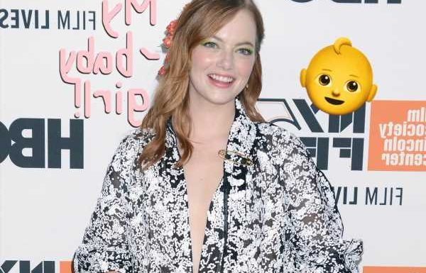 Emma Stone's Daughter's Name Finally Revealed!