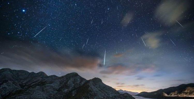 Eta Aquariids May 2021: Meteor shower due to peak this week