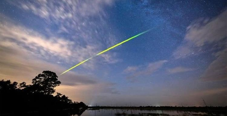 Eta Aquariids meteor shower 2021: What time is the beautiful meteor shower tonight?
