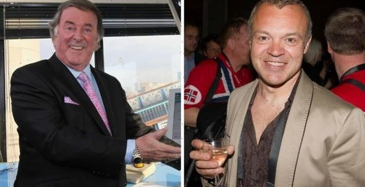 Eurovision 2021: Graham Norton overcome with emotion as he toasts late Terry Wogan