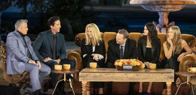 Fans Are Furious Over The Friends Reunion Special. Here's Why