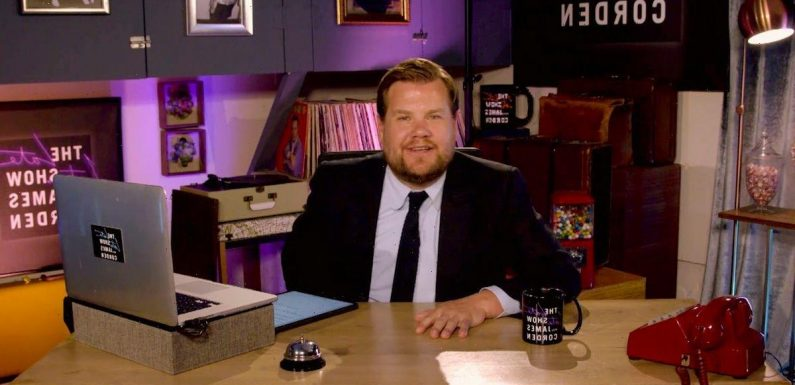 Friends fans outraged as James Corden is revealed as host of reunion special