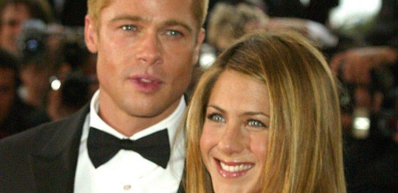 Friends star Jennifer Aniston gushes over 'wonderful' ex-husband Brad Pitt
