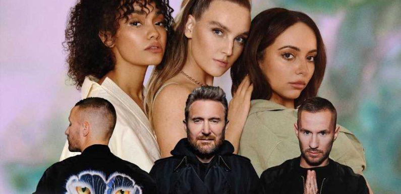 Galantis, David Guetta, Little Mix Team Up on 'Heartbreak Anthem'