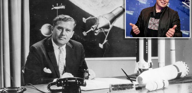 German engineer predicted man named 'Elon' would conquer Mars in 1952 novel