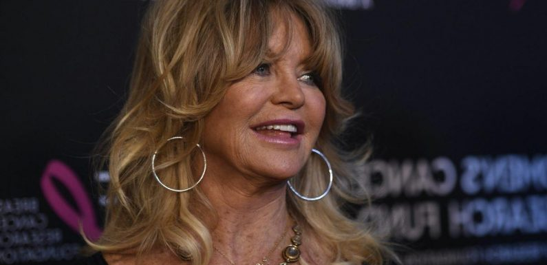 Goldie Hawn Was So Depressed as a Young Star That She 'Couldn't Even Go Outside in Public'