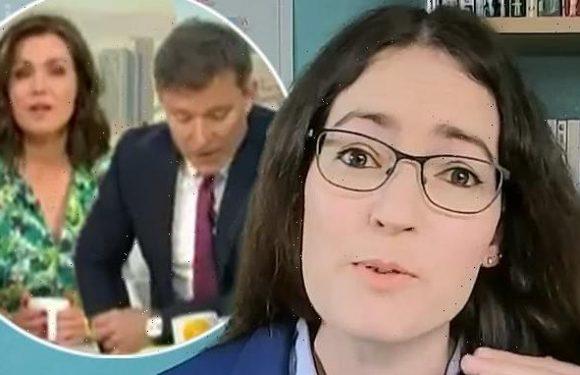 Good Morning Britain's Susanna Reid and Ben Shephard divide viewers