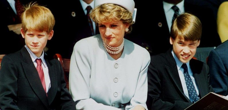 Harry says car trip with Diana was one of 3 times he felt 'helpless' as a royal