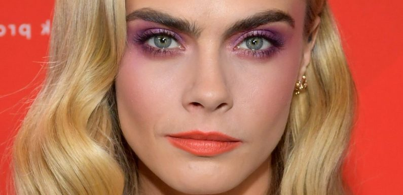 Here's How Much Cara Delevingne Is Really Worth