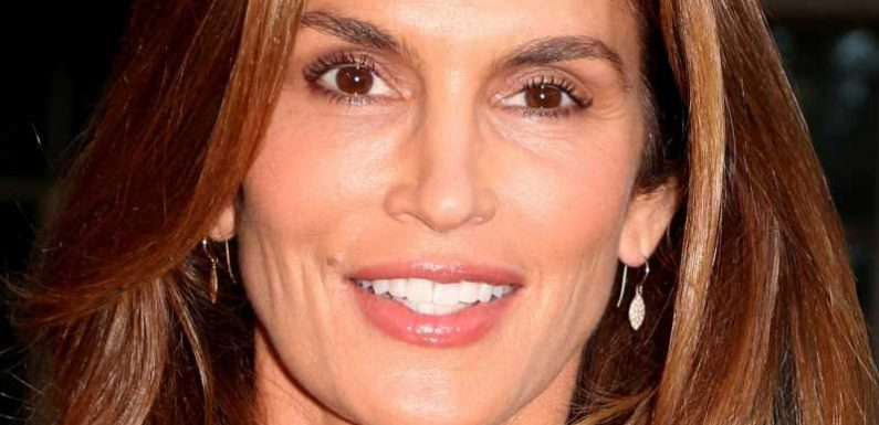 Here's How Much Cindy Crawford Is Really Worth