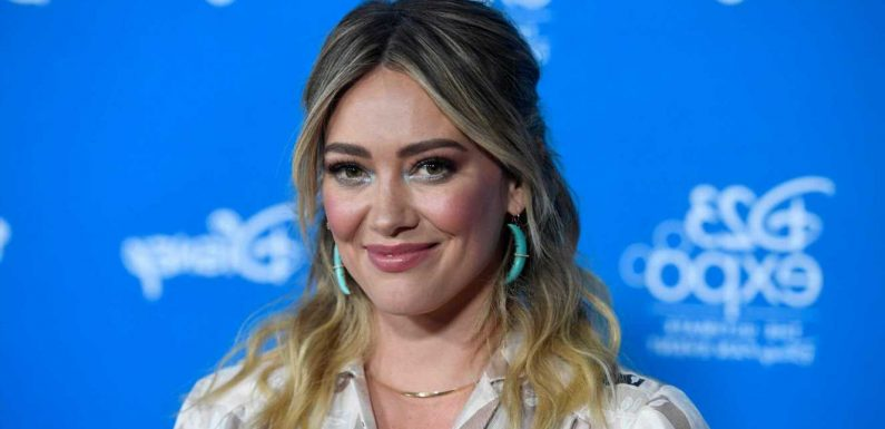 Hilary Duff Explains Why the 'Lizzie McGuire' Reboot Was Canceled