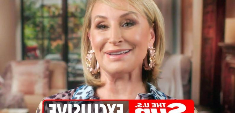 Inside RHONY star Sonja Morgan's massive $8.75M NYC townhouse featuring five stories, balcony and garden with koi pond