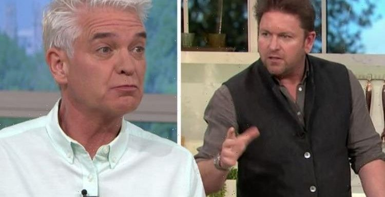 James Martin sends Phillip into frenzy with announcement 'Are you leaving? Resigning?'