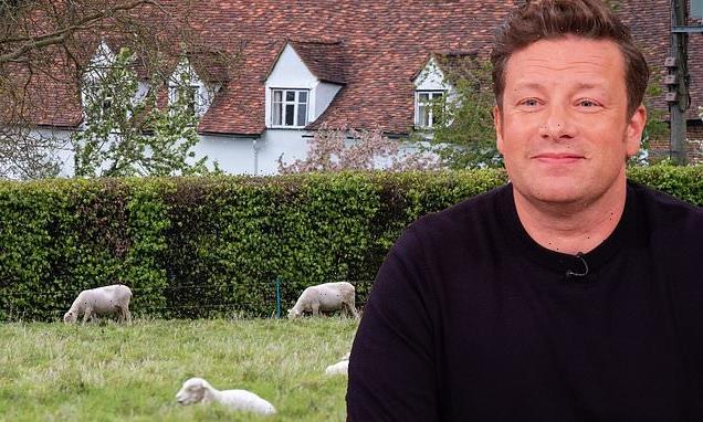 Jamie Oliver gets a flock of sheep for £6m Grade I-listed mansion