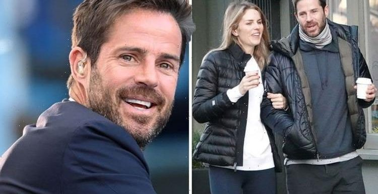 Jamie Redknapp's girlfriend Frida Andersson 'confirms' she's expecting their first baby