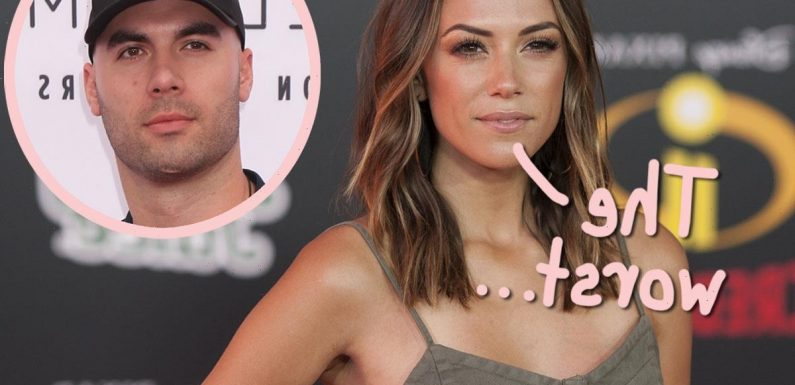 Jana Kramer Reveals More Divorce Details, Including Her Words To Mike Caussin After Signing The Papers…