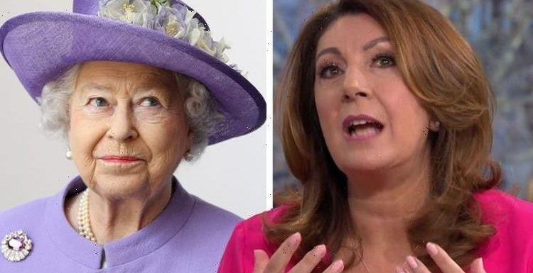 Jane McDonald admits the Queen is 'the most consistent thing in my life' amid heartbreak