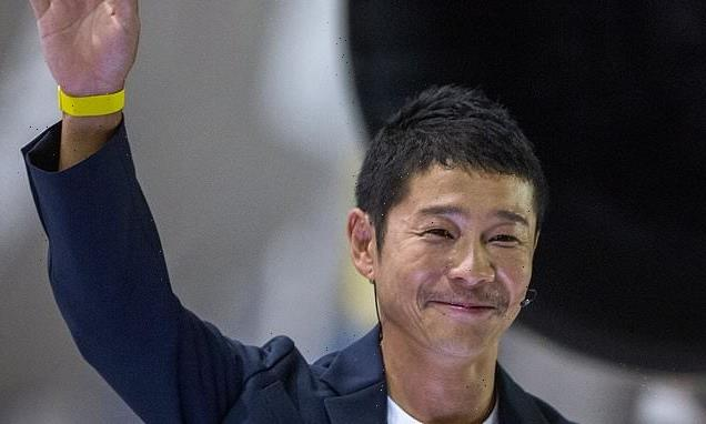 Japanese billionaire purchases trip to the International Space Station