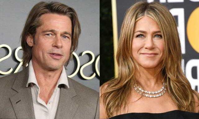 Jennifer Aniston Names Brad Pitt One of Her Favorite 'Friends' Guest Stars
