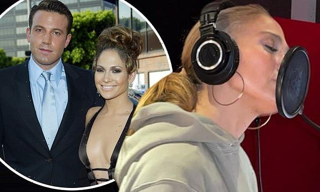 Jennifer Lopez teases new music on the horizon