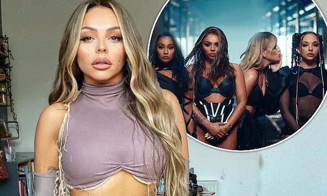 Jesy Nelson 'covered cracks in Little Mix before quitting the band'