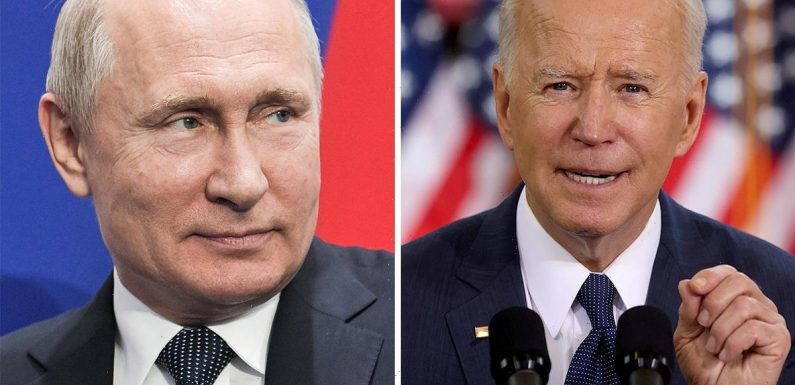 Joe Biden's 'arrogance' and 'weakness' puts America at risk of a 'terrifying future', author says