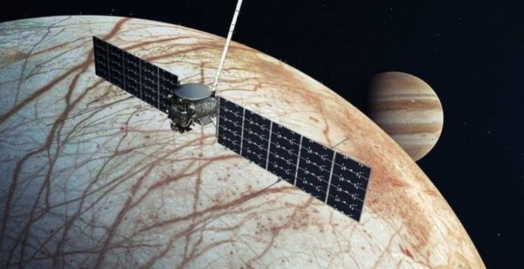 Jupiter's Europa could still have volcanic activity which seeds alien life – NASA