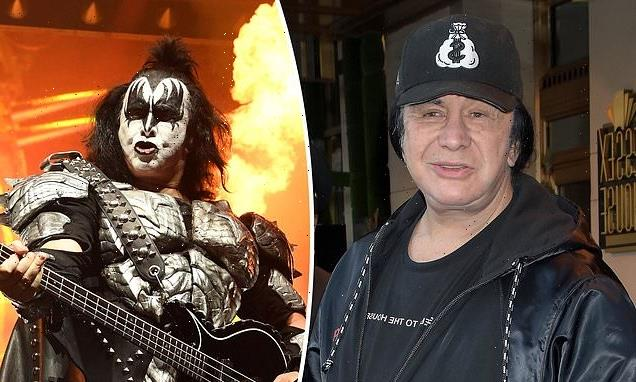 KISS icon Gene Simmons reveals how he stays fit and healthy at age 71