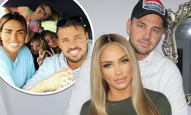 Katie Price has NEVER used protection during sex with Carl Woods