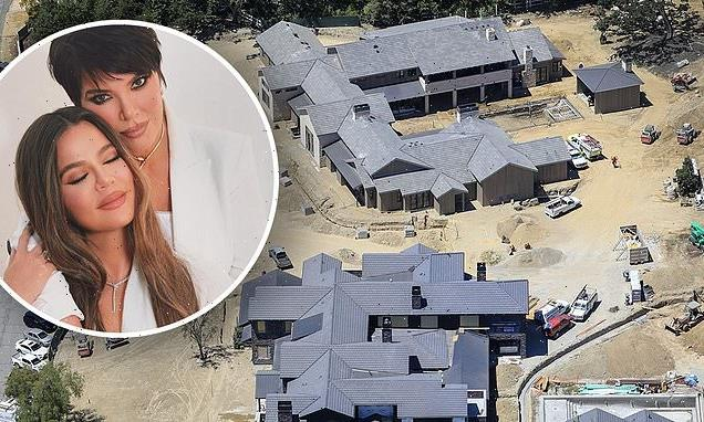 Khloe Kardashian and Kris Jenner dropped combined $37MILLION for homes