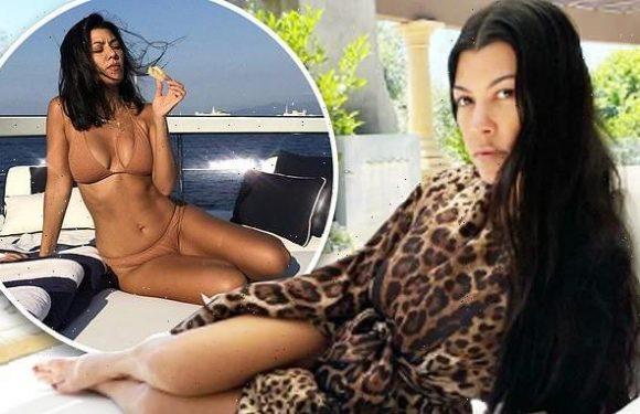Kourtney Kardashian, 42, names the ingredients of her morning elixir