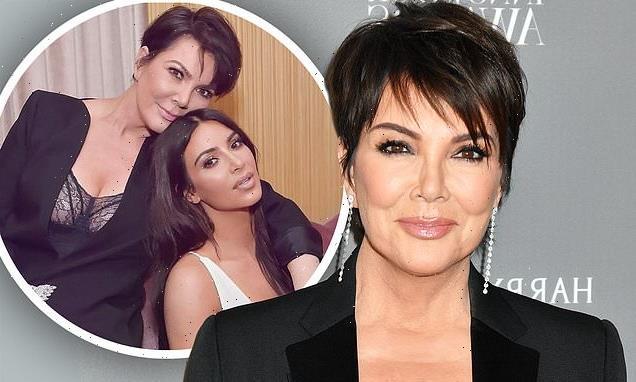 Kris Jenner says she wrote Kim Kardashian a 20-page letter