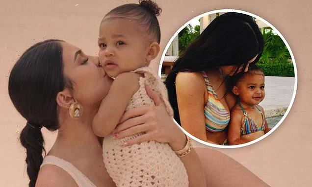 Kylie Jenner pens a heartfelt tribute to her three-year-old Stormi