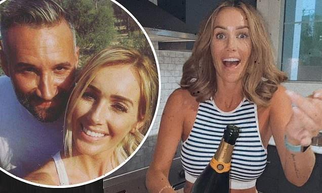Laura Anderson and beau Dane Bowers move into their new Dubai home