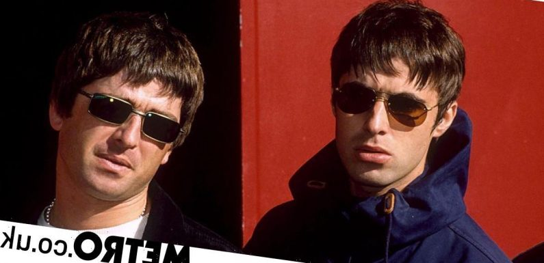 Liam and Noel Gallagher to executive produce film about Oasis gigs at Knebworth