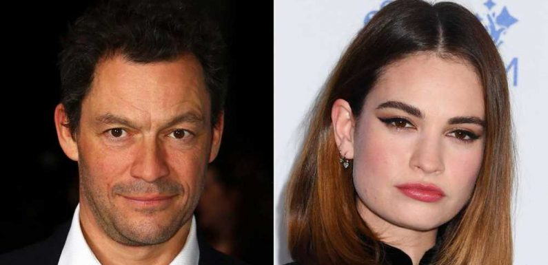 Lily James Breaks Her Silence on Dominic West Scandal: 'A Lot to Say'
