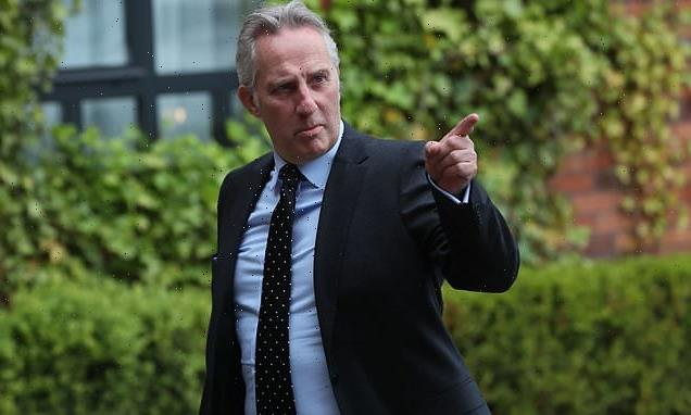 Lord Hall should be stripped of his peerage, says DUP's Ian Paisley
