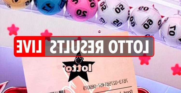 Lotto results LIVE: National Lottery numbers and Thunderball draw tonight, May 1, 2021