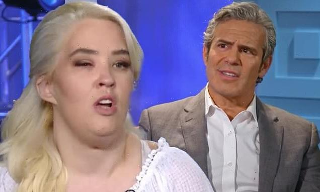 Mama June opens up to Andy Cohen about reality TV regrets and sobriety