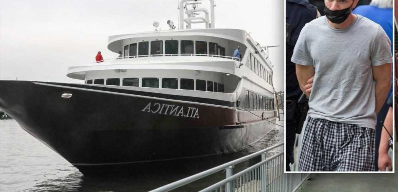 Man busted trying to set sail on private party yacht in NYC