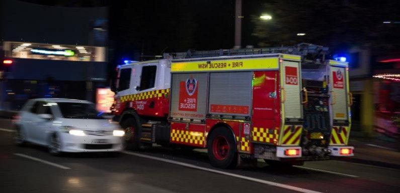Mass evacuations after Bondi Beach apartment fire