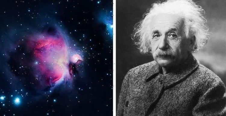 'Maybe Einstein was wrong' Dark matter map hints at 'broken physics' in major shake up