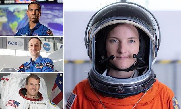 NASA astronaut Kaya Barron named final member for upcoming ISS mission