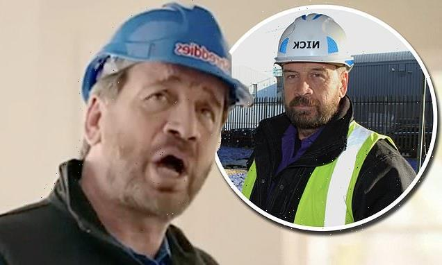 Nick Knowles 'is facing the sack from DIY SOS after Shreddies advert'
